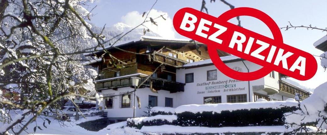 Gasthof Hamberg v Hartu - Zillertal