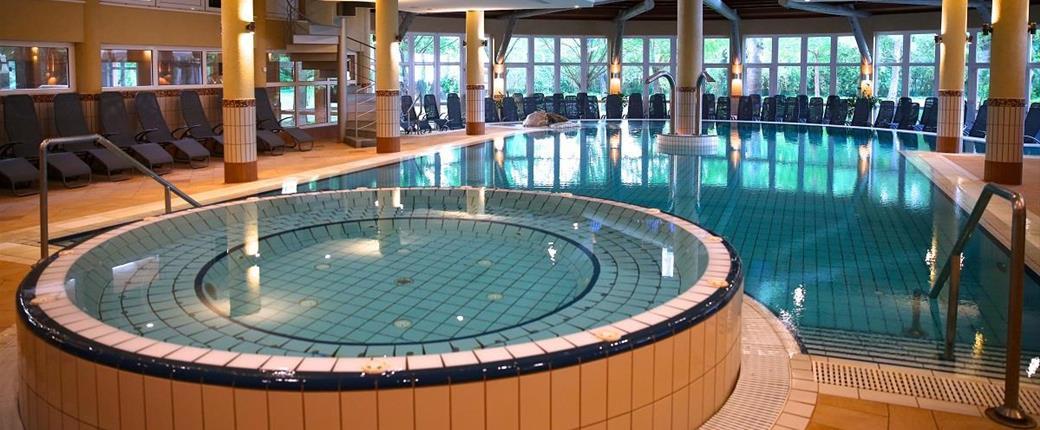 Hotel Lotus Therme Spa v Hevízu