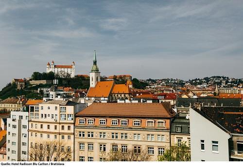 Adventní Bratislava a zážitkové termální lázně v Györu