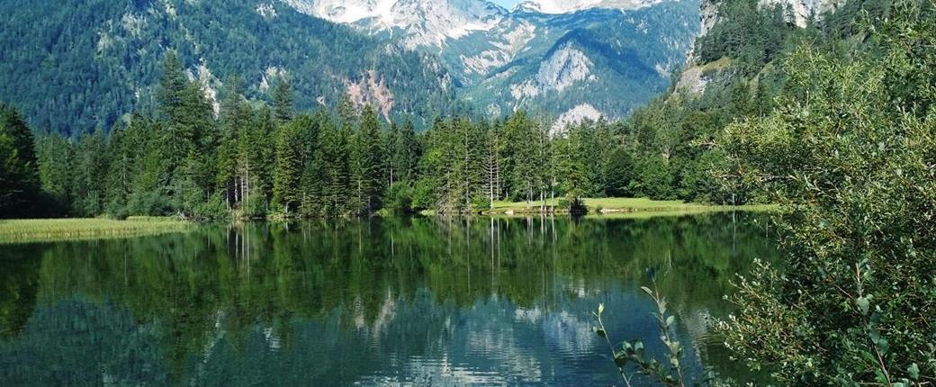 Národní park Kalkalpen pro seniory