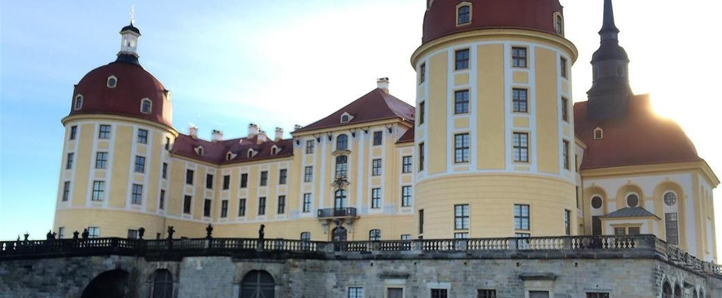 Pevnost Königstein, zámek Moritzburg a Míšeň